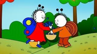 Bobiţă şi Buburuză: La Cules de Afine