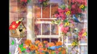 Cantece-Infloresc gradinile