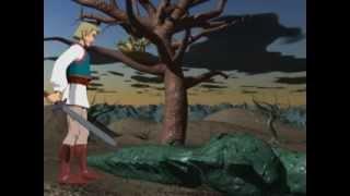 Povestea- Praslea cel voinic si merele de aur