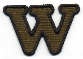 Ghicitori cu litera W
