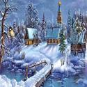 Poezia- Vine, vine iarasi iarna de Elena Farago