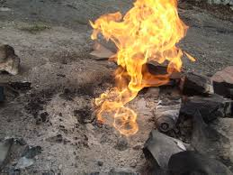 Stiati ca- Focul viu
