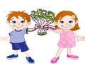 Cantec-De ziua mamei (un cos cu flori)