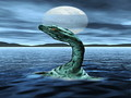 Legenda monstrului din Loch Ness (legenda in limba romana)