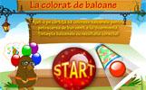 Baloanele -Joc matematic