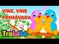 Colaj cu 30 cantece animate -Vine, vine primăvara – 60 minute