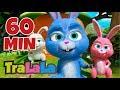 Colectia Iepurași drăgălași -60 minute de cantece de copii