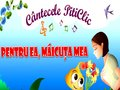 De ziua mamei – Tatiana Donciu – cantec de 8 martie